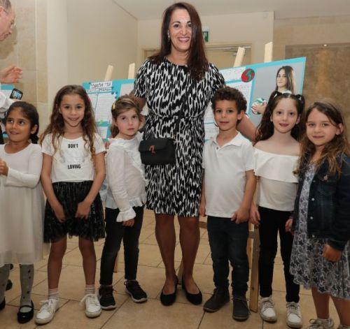 כשילדים בוחרים אותך לקבל את פרס ישראל - זה אומר הכל!