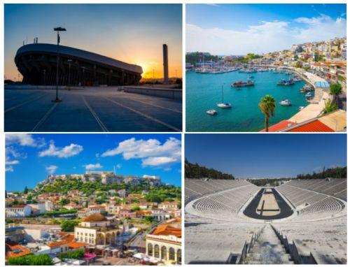 קריאה אחרונה: המשחקים העולמיים של חברות ומקומות עבודה 2020, אתונה, יוון
